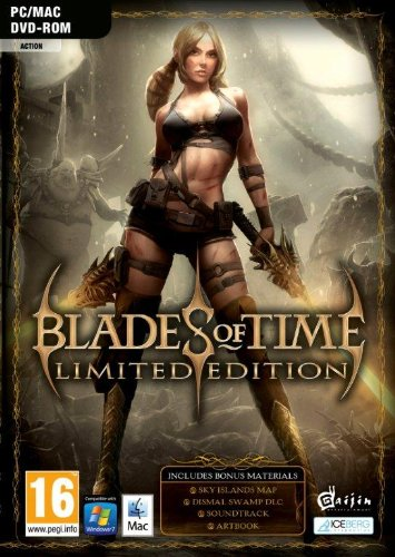 Blades of time Limited edition (PC) (輸入版) B007V0RHT4 Parent