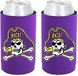 NCAA College Team Color Logo Ultra Slim 12oz Beer
