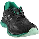 ASICS Women's Gel-Nimbus 19 Lite-Show Running Shoe, Dark Grey/Black/Reflective, 9 Medium US Review