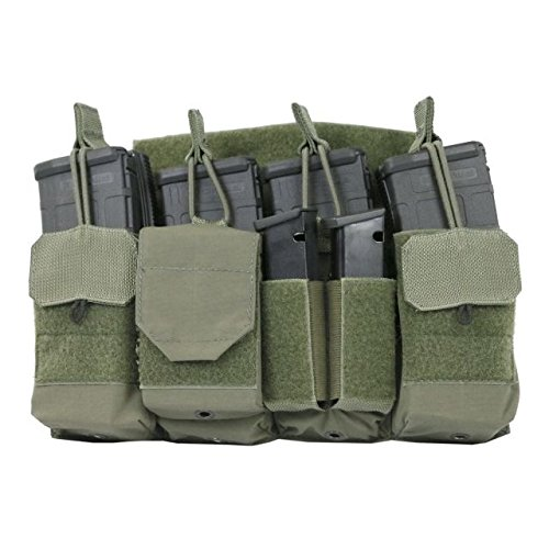 Tactical Assault Gear IHV Assaulters Panel, Ranger Green 831807 by Tactical Assault Gear