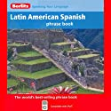 Latin American Spanish Audiobook by  Berlitz Publishing Narrated by  Berlitz Publishing