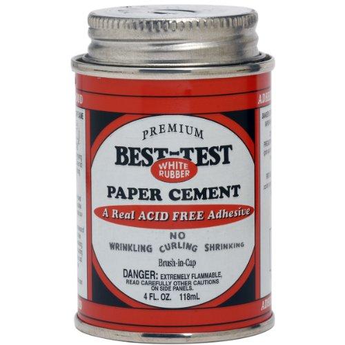 Best Test Paper Cement Oz Cap product image