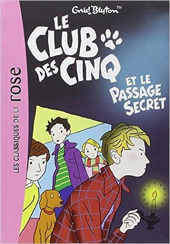 Amazon Fr Le Club Des Cinq 02 Le Club Des Cinq Et Le