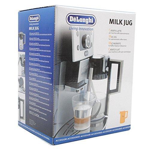 Delonghi Dlsc007 Coffee Maker Milk Jug & Lid