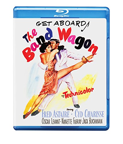 The Band Wagon [Blu-ray] - Band The Blue Rays