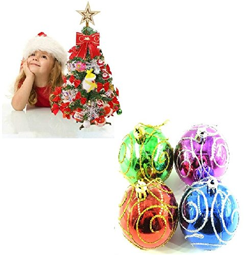 RoomClip商品情報 - 小型 クリスマスツリー オーナメント セット