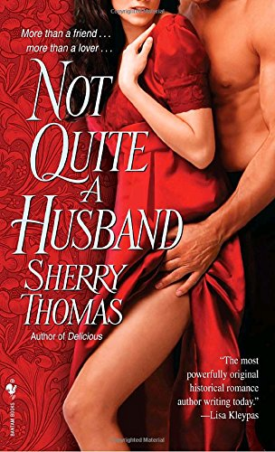 book cover of Not Quite a Husband