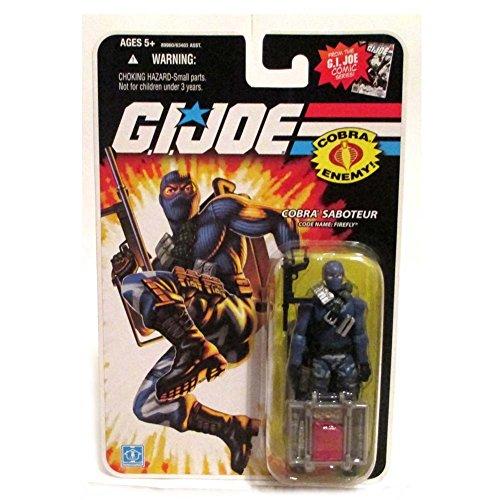 Gi Firefly Joe - G.I. JOE Hasbro 3 3/4