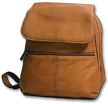 David King Co. Women s Organizer Backpack, Tan, One Size