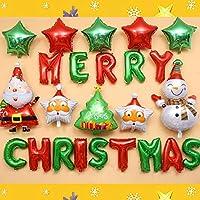 Milopon Navidad Globos Aluminio Merry Christmas Pantalla ...