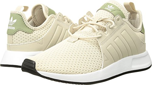 adidas Originals Unisex X_PLR J Running Shoe, Clear Brown, F