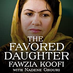 The Favored Daughter Audiobook