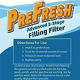 Pre Fresh Garden Hose End Water Filter all