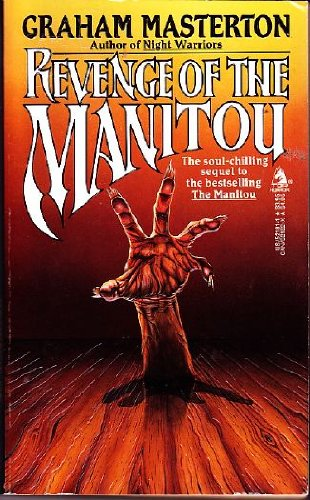 The Manitou, Book Two