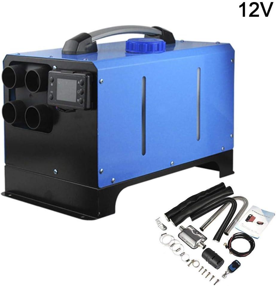 fllyingu 5 kW 12V / 24V Calentador de gasoil Parking Aire Diesel de Coches Calefacción Calentador de Aire de calefacción para el Carro del Coche autobús