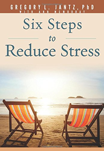 Six Steps Reduce Stress Book product image