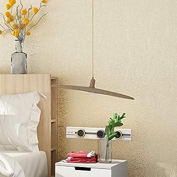 Tapeten Moderne minimalistische Seidentapeten pure plain ...