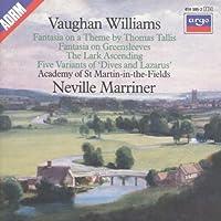 Williams: Greensleeves / Tallis / Lark