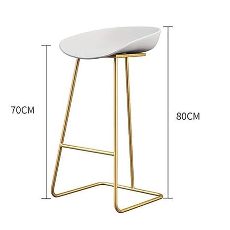 Cool Amazon Com Bar Chair Creative Furniture Nordic Bar Stool Ncnpc Chair Design For Home Ncnpcorg