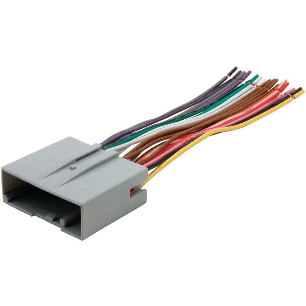 best rated in car audio video wiring harnesses helpful customer rh amazon com Scosche Wiring Harness Scosche Line Out Converter Installation