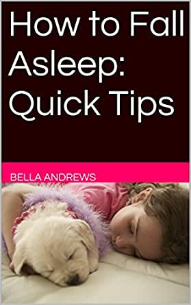 how to help fall asleep fast