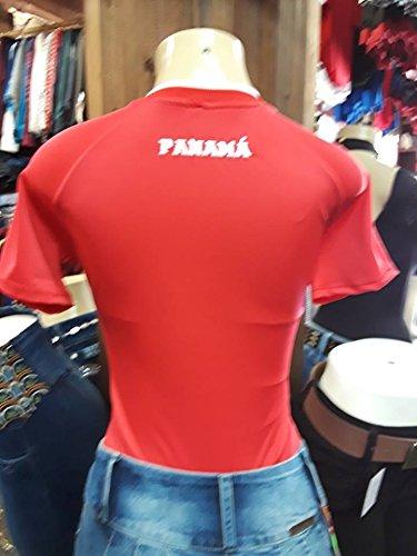 Amazon.com : Moda Colombiana Panama Womens Body Shaper Blouse Blusa Fajas Colombianas Ab Control Ref Panama ONE SIZE (ONE SIZE) : Sports & Outdoors