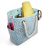 Best Fit & Fresh Beach Coolers - Fit & Fresh East Hampton Beach Bag, Large Review