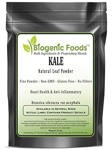 Kale - Natural Leaf Powder (Brassica oleracea VAR.Acephala), 10 kg