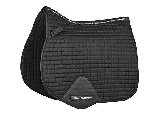 (Weatherbeeta Prime All Purpose Saddle Pad Black)