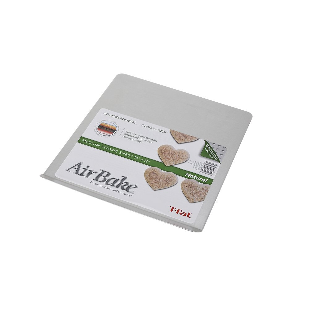 AirBake Natural Cookie Sheet, 14 x 12 in T-fal 84765