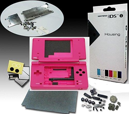 SATKIT Carcasa para Nintendo DSi en color ROSA: Amazon.es ...