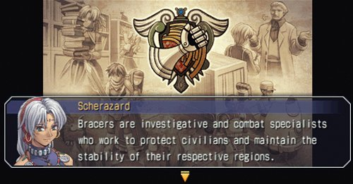 The Legend of Heroes: Trails in the Sky - Sony PSP by Xseed Games (Image #9)