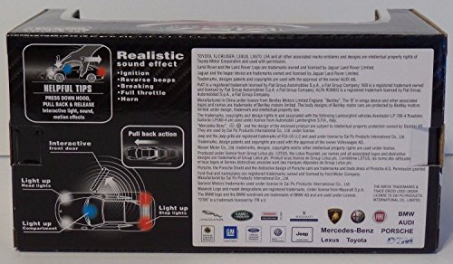 Review Die Cast toy car