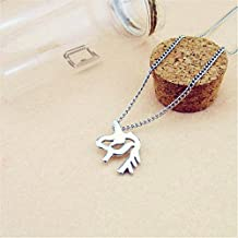 Fanstown EXO logo necklace member symbol 12 stars titanium/alloy+ EXO gift
