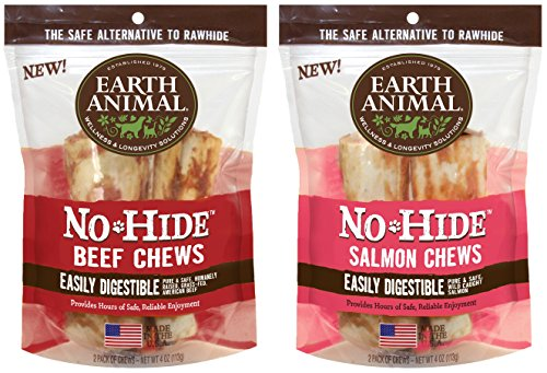 Earth Animal No-Hide Beef Chews 4