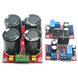 Hifi Lm3886 68w+68w Stereo Amplifier Board