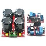 Hifi Lm3886 68w+68w Stereo Amplifier Board
