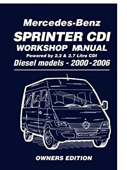 mercedes benz sprinter cdi workshop manual powered by 2 2 2 7 rh amazon com 2 Liters Equals Cups 2.2 Liters Gallons