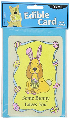 Image of Crunchkins Crunch Edible Card, Some Bunny Love You