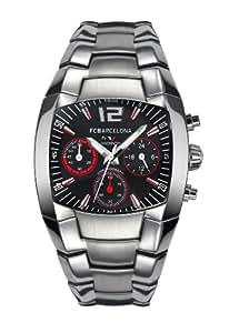 Viceroy 43767-55 - Reloj cronógrafo de caballero de cuarzo con correa de acero inoxidable plateada - sumergible a 50 metros