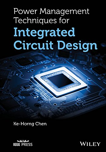 Power Management Techniques for Integrated Circuit Design,