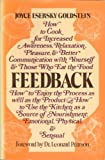 Feedback, Joyce E. Goldstein, 0399900020