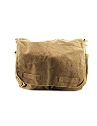 Rothco Vintage Woodland Messenger Bag