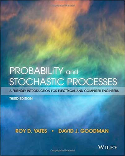 Amazon probability and stochastic processes a friendly amazon probability and stochastic processes a friendly introduction for electrical and computer engineers 9781118324561 roy d yates fandeluxe Choice Image