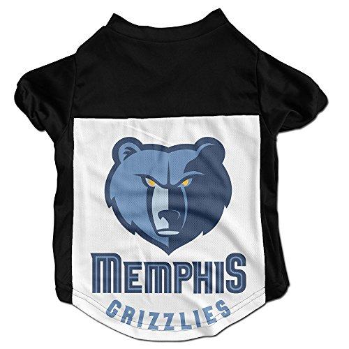 [Memphis Grizzlies Black 100% Fleece Dog Sweater Vest Cute Jackets Costumes] (Ipod Costume)