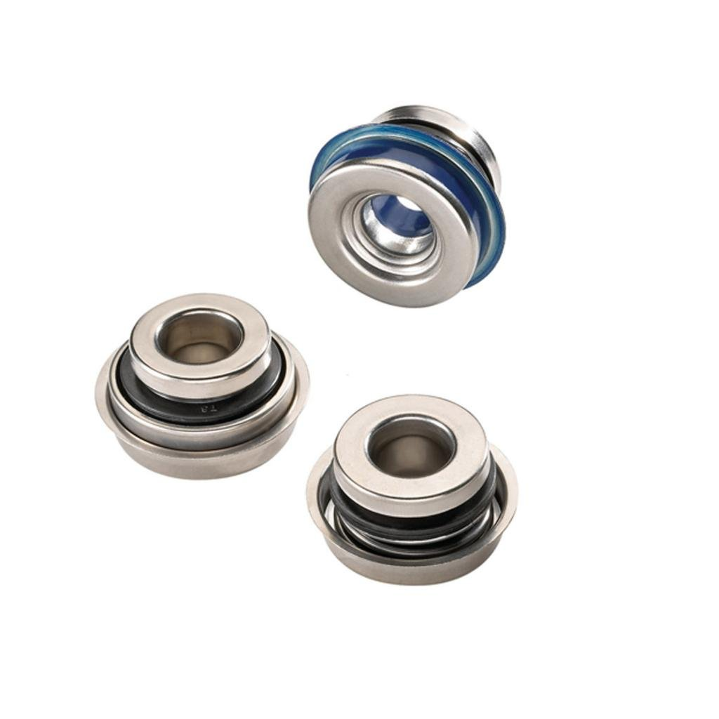 Gogoal Mechanical seal FB shaft size 1/2''M Cartridge Seal Replace JOHN CRANE TYPE 6A 1/2''M and EKK EH795 1/2''M for Automobile Cooling Pump and Water Pump