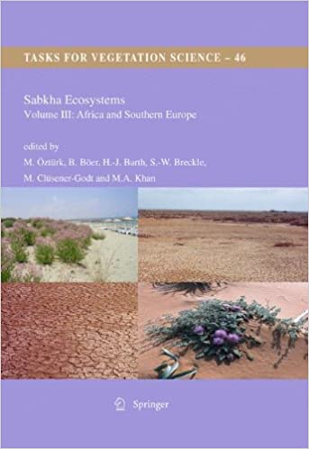 Sabkha Ecosystems: Volume III: Africa and Southern Europe: 46 (Tasks for Vegetation Science)