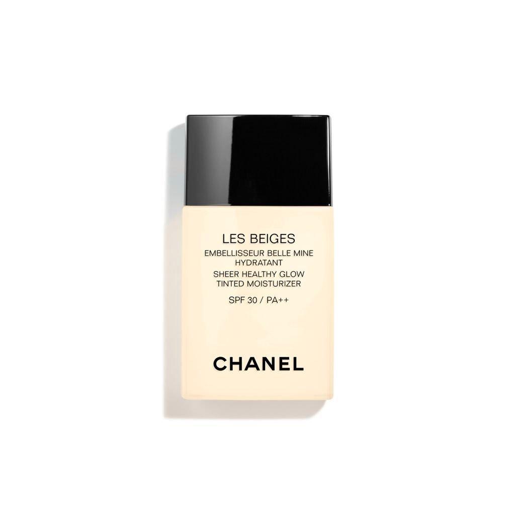 CHANEL LES BEIGES Sheer Healthy Glow Tinted MOISTURIZER SPF 30# Medium