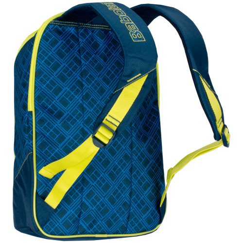 Babolat Club Line Racquet Backpack Blue/Yellow by Babolat