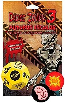 Edge Entertainment Dados Zombie - Juego de Mesa EDGSJ04: Amazon.es: Juguetes y juegos